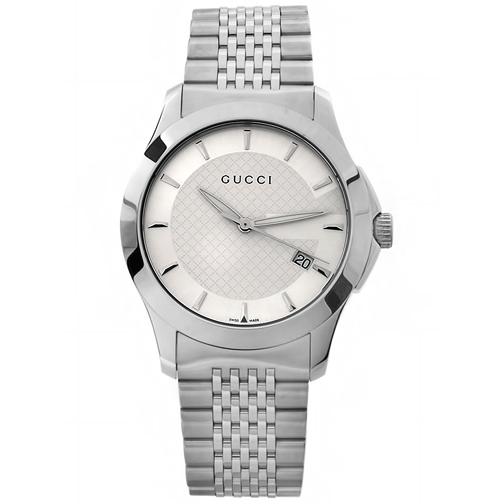 Gucci Timeless Ya126401 Men's Watch