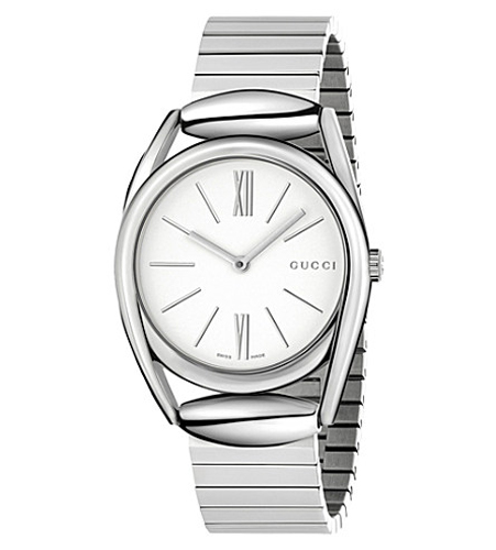 Gucci Horsebit Ya140405 Women's Watch