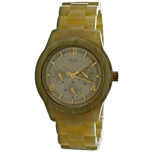 Guess Women's Spectrum Alloy with imitation aluminum ru