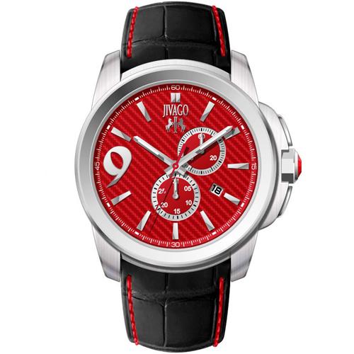 Jivago Gliese Red Men's Watch JV1519