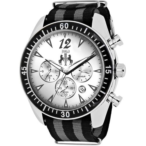 Jivago Timeless Jv4510Nbk Men's Watch