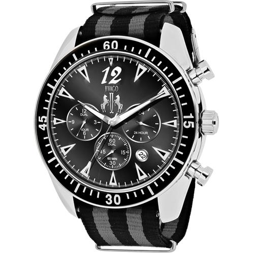 Jivago Timeless Jv4511Nbk Men's Watch