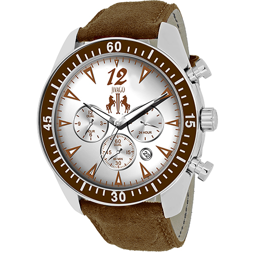 Jivago Timeless Jv4512 Men's Watch