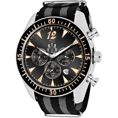 Jivago Timeless Jv4513Nbk Men's Watch
