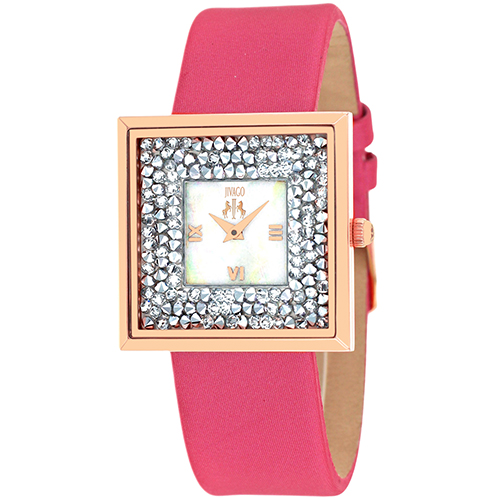 Jivago Brillance-S Jv7413 Women's Watch