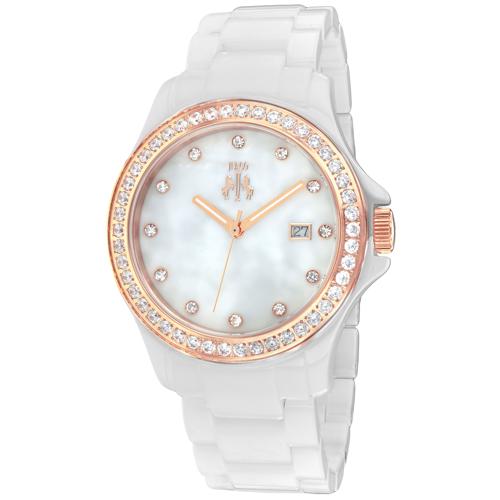 Jivago Ceramic Jv9412 Women's Watch