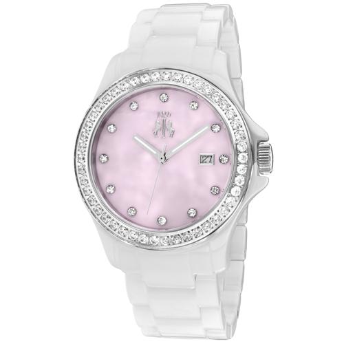 Jivago Ceramic Jv9413 Women's Watch