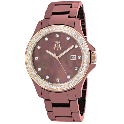 Jivago Ceramic Jv9414 Women's Watch