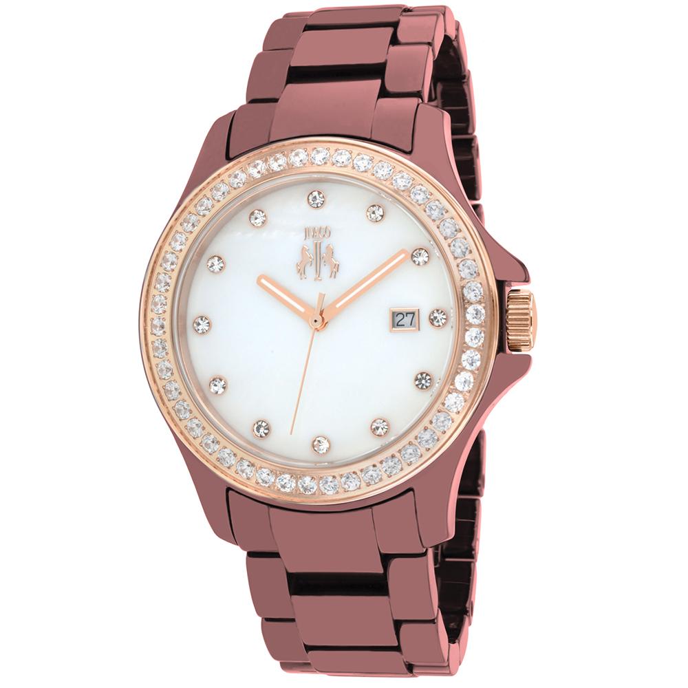 Jivago Ceramic Jv9415 Women's Watch