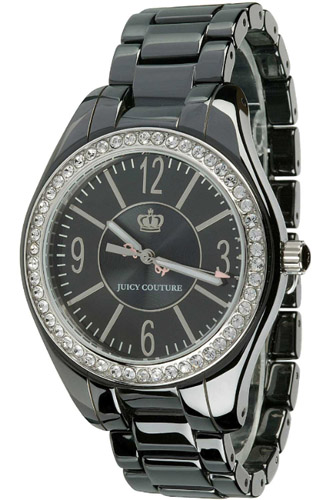 Juicy Couture Lively Black Women's Watch 1900643