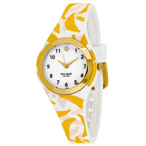 Kate Spade Rumsey White Women's Watch KSW1125