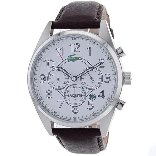 Lacoste Zaragoza White Men's Watch 2010620