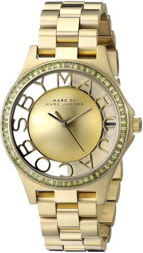Marc Jacobs Henry Mbm3338 Women's Watch