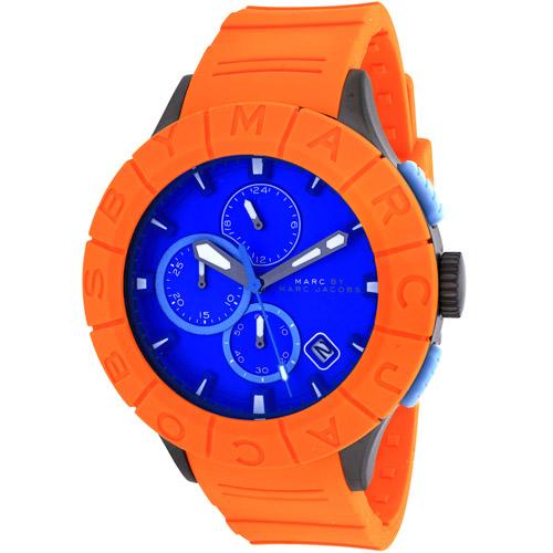 Marc Jacobs Buzz Track Blue Men's Watch MBM5545