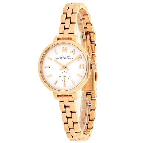 Marc Jacobs Baker Rose Gold Women's Watch MBM8643