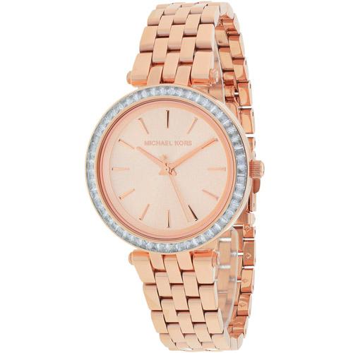 Michael Kors Mini Darci Rose Gold Tone Women's Watch MK3366