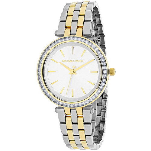 Michael Kors Mini Darci Silver Women's Watch MK3405