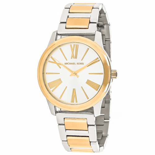 Michael Kors Hartman Silver Women's Watch MK3521