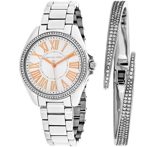 Michael Kors Kacie White Women's Watch MK3567