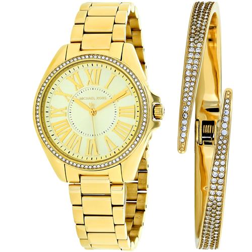 Michael Kors Kacie Gold Tone Women's Watch MK3568