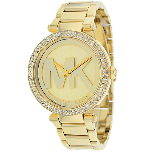 Michael Kors Parker Gold Tone Women's Watch MK5784