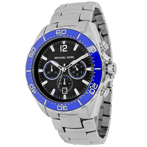 Michael Kors Winward Black Men's Watch MK8422
