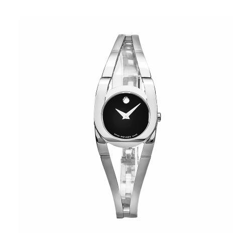 Movado Amorosa Black Women's Watch 606394