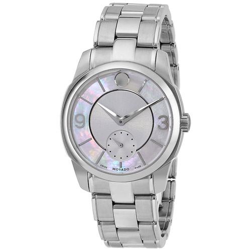 Movado LX Mother Of Pearl Women's Watch 606618