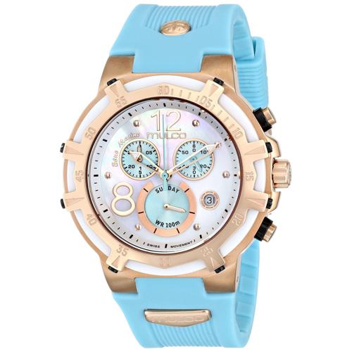 Mulco Blue Marine Mw1-29903-043 Women's Watch