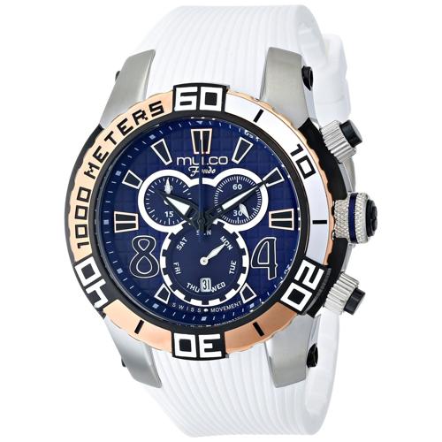 Mulco Fondo Wheel Mw1-74197-014 Women's Watch