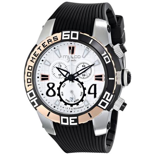 Mulco Fondo Wheel Mw1-74197-021 Women's Watch