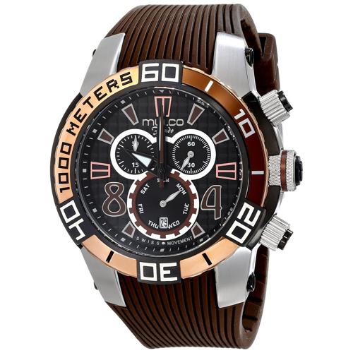 Mulco Fondo Wheel Mw1-74197-035 Women's Watch