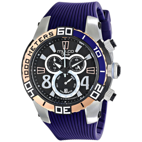 Mulco Fondo Wheel Mw1-74197-044 Women's Watch