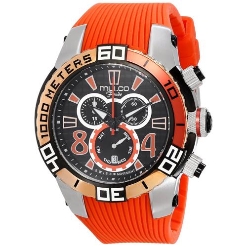 Mulco Fondo Wheel Mw1-74197-065 Women's Watch