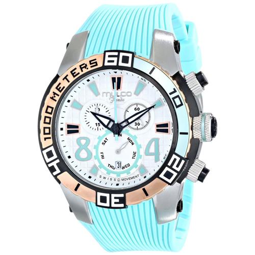 Mulco Fondo Wheel Mw1-74197-413 Women's Watch
