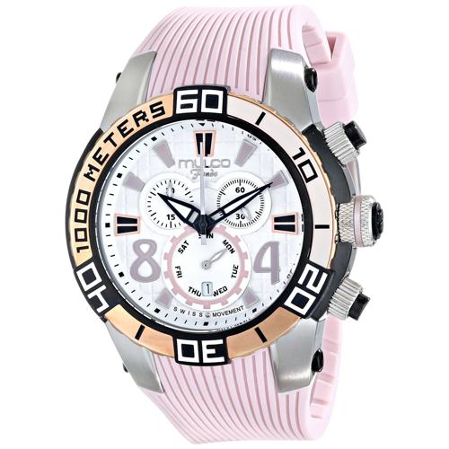 Mulco Fondo Wheel Mw1-74197-813 Women's Watch
