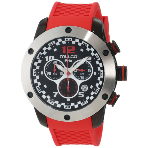 Mulco Prix Black Men's Watch MW2-6313-065