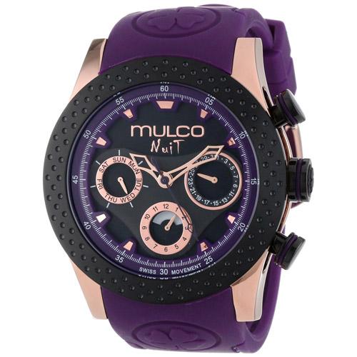 Mulco Nuit Mia Mw5-1962-087 Women's Watch