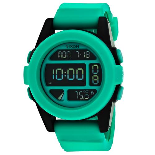 Nixon Digital Black Men's Watch A197-2234