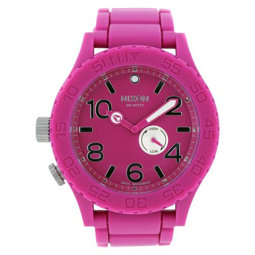 Nixon 51-30 Pink Women's Watch A236-644