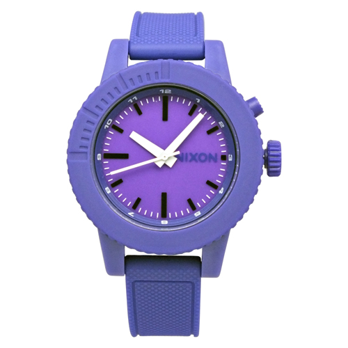 Nixon Gogo  Purple Women's Watch A287-230