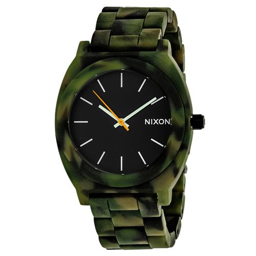 Nixon Time teller Black Women's Watch A327-1428