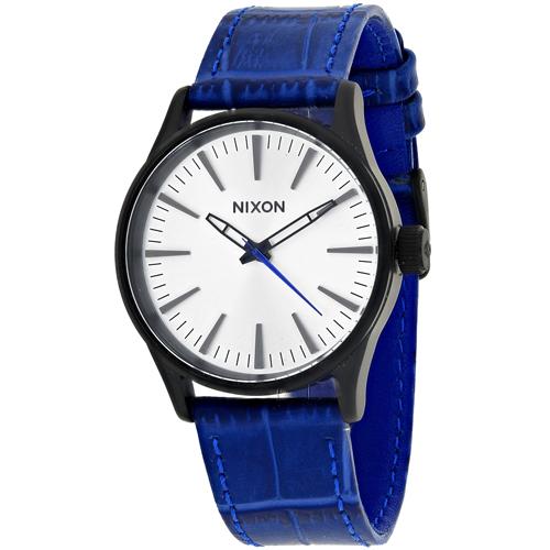 Nixon Sentry Silver Men's Watch A377-2131