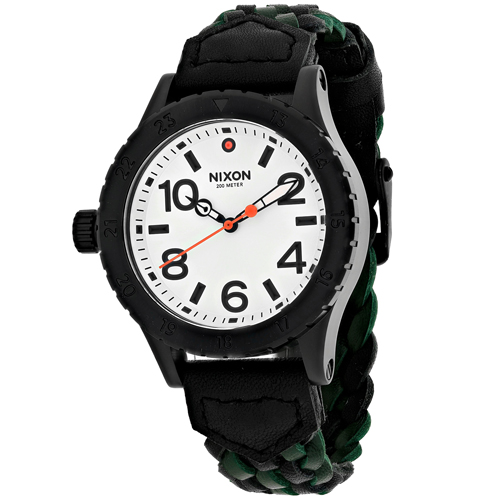 Nixon 38-20 Off-White Women's Watch A467-2357