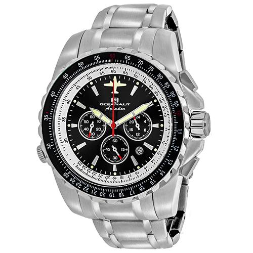Oceanaut Aviador Pilot Oc0111 Men's Watch