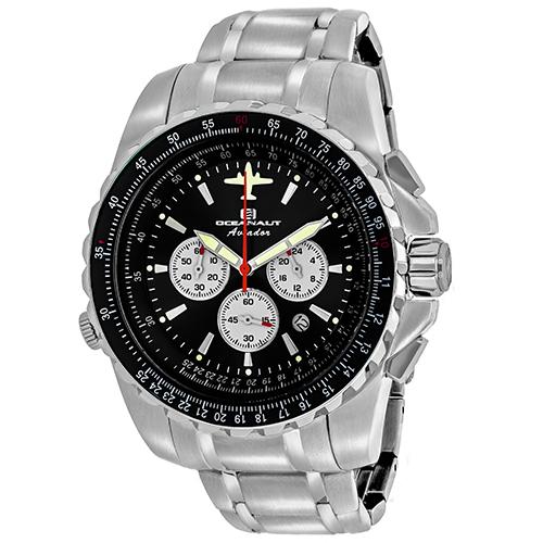 Oceanaut Aviador Pilot Oc0112 Men's Watch