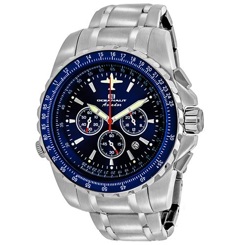 Oceanaut Aviador Pilot Oc0114 Men's Watch