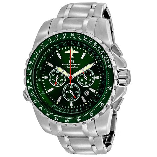 Oceanaut Aviador Pilot Oc0117 Men's Watch
