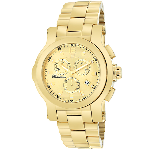 Oceanaut Baccara Gold Men's Watch OC0725
