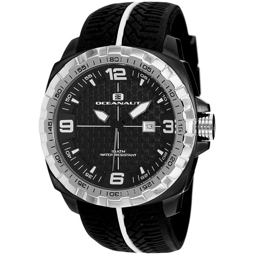 Oceanaut Racer Black Men's Watch OC1110